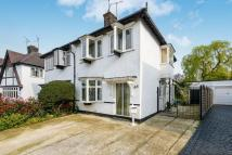 3 bedroom semi detached property in Exford Avenue