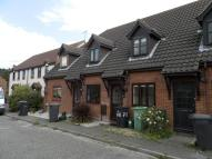 Terraced home to rent in Constance Close, Witham...