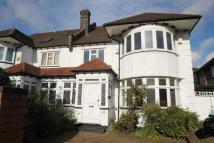5 bed semi detached property in Sidmouth Road