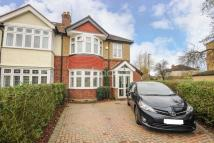 4 bedroom semi detached house for sale in Circle Gardens...