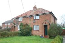 Blyth semi detached house for sale
