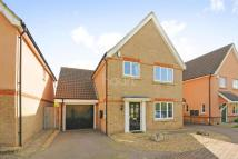 4 bedroom Detached house for sale in Cavendish Way, Caldecote...