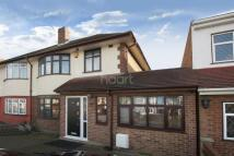 semi detached property for sale in Wensleydale Avenue
