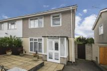 3 bedroom semi detached house for sale in Burrow Road