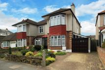 semi detached house for sale in Broomhill Road