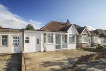 Bungalow for sale in Chepstow Crescent