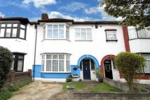Terraced property in Charter Avenue, Ilford...