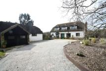 4 bedroom Detached house for sale in Elm Road