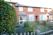 Terraced house in Henley Close