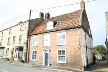 semi detached home in Town Street, Upwell