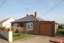 Bungalow in Dovecote Road, Upwell