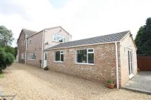 semi detached house in outwell