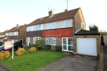 3 bed semi detached home in Follet Drive...