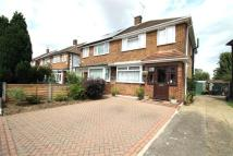 3 bedroom semi detached property in Freshwell Avenue
