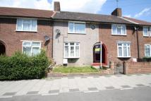 3 bed Terraced property in Hedgemans Road