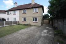 3 bed semi detached house in Baddow Close