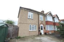 semi detached home in Park Road Clacton on Sea