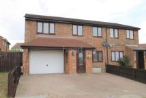 4 bedroom semi detached home for sale in Terence Close, Chatham