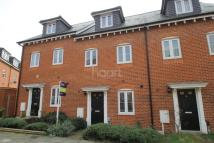 Silver Streak Way Terraced house for sale