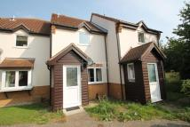 Terraced home in Constance Close, Witham.