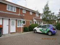 Terraced house in Farriers Close, Swindon