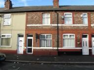 Terraced home in Earl Street, Warrington...
