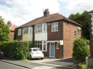3 bed semi detached home to rent in Albany Road, Lymm, WA13