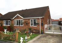 2 bedroom Semi-Detached Bungalow for sale in Tennyson Close, Caistor
