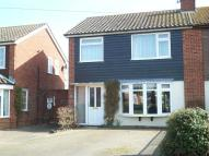 semi detached home for sale in Leiston Suffolk IP16