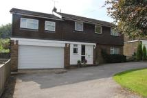 Detached home for sale in Vicarage Lane...