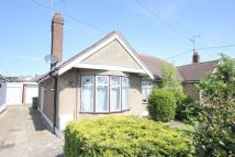 CPO6863 Bungalow to rent