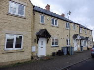 Terraced house in Pine Rise, Witney...