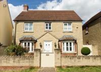 Detached property for sale in Phoebe Way, Swindon...