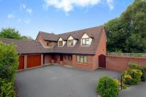 4 bedroom Detached house in Hardwick Close, Swindon...