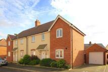 3 bed semi detached house in Walker Drive, Faringdon...