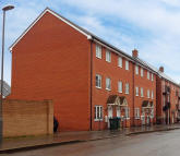Terraced house in Colonel Grantham Avenue...