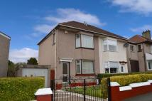 semi detached house for sale in Barrachnie Crescent...