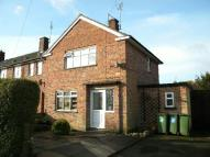semi detached house in Dovedale Avenue, Blaby...