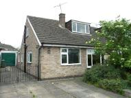 semi detached house in Gwendoline Drive...