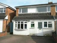 semi detached property in Callan Close, Narborough...