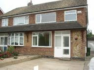 3 bed semi detached house in Ashtree Road , , Cosby