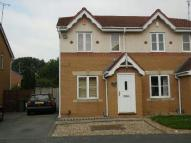 semi detached property to rent in Haskell Close...