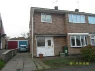 semi detached property to rent in Gwendoline Drive...