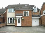 5 bedroom Detached property in Lincoln Drive, Blaby...