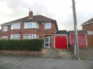 3 bedroom semi detached property in The Fairway, Blaby...