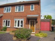 semi detached home in Teeswater Close...