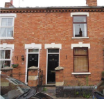3 bedroom Terraced home in Wakeman Street, Worcester
