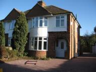 3 bedroom semi detached home to rent in Hall Avenue, Rushden...