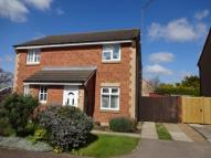 2 bed semi detached home in Betony Walk, Rushden...