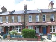 Terraced house in Moselle Avenue...